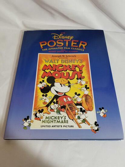 1993 Disney Poster Film Classics Book