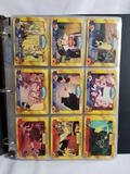 Disney Classics Collector Cards in Pages