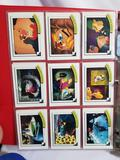 Disney Favorite Stories Goofy Collector Cards in Pages
