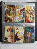 Disney Toy Story Cinderella Collector Cards in Pages