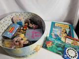 Disney Collection in Pooh Box