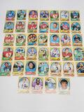 1970 Topps Football Cards 39 Units