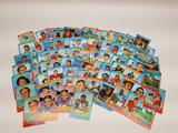 1971 Topps Football Cards 83 Units