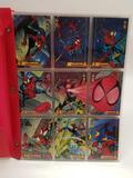 1994 Spiderman Cards in Pages
