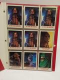 1980s Horror Movie Trading Cards