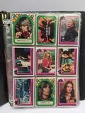 1977 Charlies Angels Trading Cards in Pages