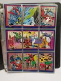 1993 DC Comics Trading Cards in Pages