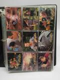 1995 Star Trek Voyager Trading Cards in Pages