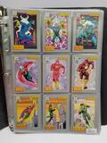 1991 DC 180 Trading Card Set in Pages