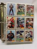 1991 Upper Deck Football Cards in Pages