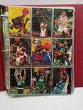 1996-97 Fleer Basketball Cards In Pages