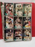 1991-92 Parkhurst Hockey Cards in Pages