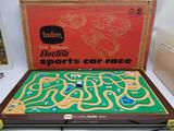 1959 Tudor Electric Sports Car Race Game in Box