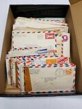 1936-1957 Military Air Mail Letters Stamps