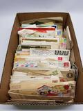 Box Full of Letters Stamps