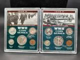 WWII Coin Series New 1945-D 1945-P 2 Units