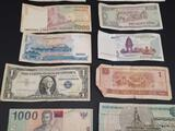 Paper Currency Lot