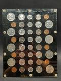 United States Proof Set Coins 1956-1963