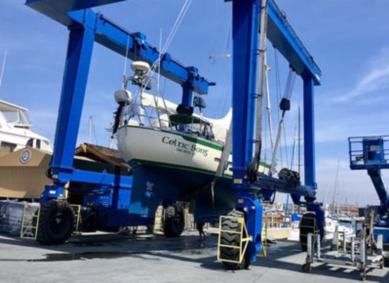 2020 November Chula Vista Boat Yard