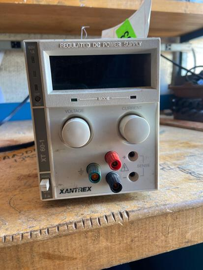 Regulated DC power supply TR5141