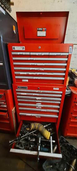 US General Toolbox, 5ft tall, Contents Not Included, TR5414