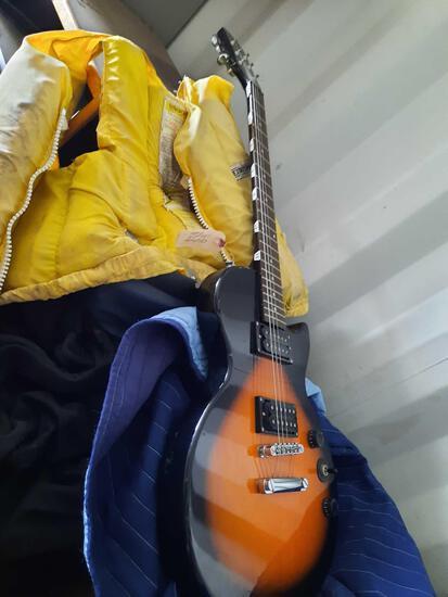 Epiphone Les Paul Special II Guitar, cntnr 91
