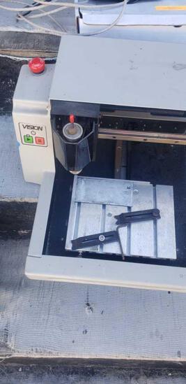 vision desktop engraver