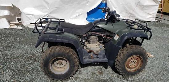 Honda atv has shift problem VIN - 478TE254734202250