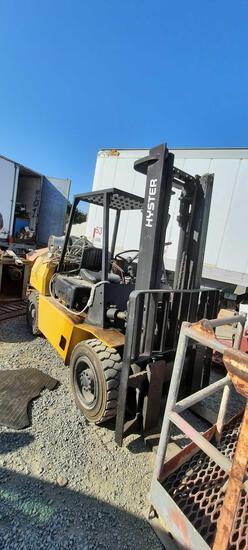Hyster 4500lb Forklift 10,225 hrs