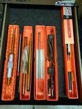 Mituyo Ball Point Scriber Lot, 8 Units, TR5414