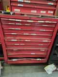 40in Tall Toolbox, Contents Not Included, TR5414