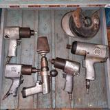 Drawer Contents, Pneumatic Drills,TR5414