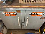 KNAACK storage box and contents Tr5141