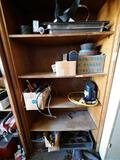 Shelving Contents, Hardware, Wiring, Grinding Wheels, Materials, TR5414