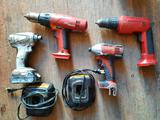 Makita Drills, Battery, Chargers, TR5414