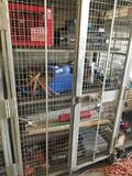 Metal Cage Storage Cabinet