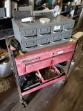Snap On Rooling Tool Cart with Contents