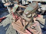 Wells Metal Band Saw Model 58B, yrd