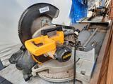 DW705 Dewalt 12in compound mitre saw
