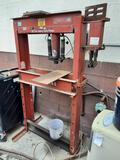 Carolina 40 Ton Heavy Duty Press, yrd