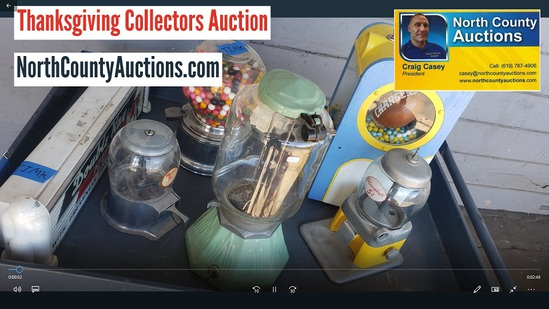 2020 November Thanksgiving Collectors Auction