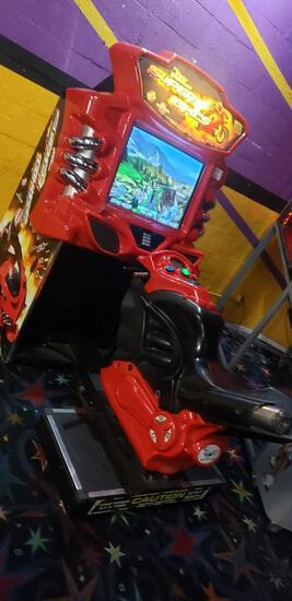 Fast and Furious Super Bikes Arcade Games Raw Thrills