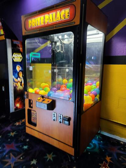 Prize Palace Ticket / Arcade Game by Impulse Industries