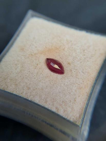 Small Ruby, Tested Positive