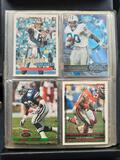31 Card Lot, Football Nascar Basketball Metal Universe Barry Sanders Emit Smith