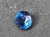 2.95ct Sapphire Round Genuine Natural Mined Stunning Blue to Purple