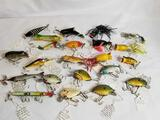 Vintage Fishing Lure Collection Heddon Punkinseed 9630