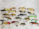 Vintage Fishing Lure Collection Heddon