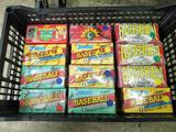 1991 Donruss Fleer Sealed Baseball Cards