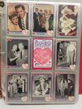 1991 I Love Lucy Andy Griffith Show Card Set in Pages